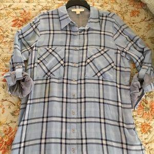 Michael Kors size 12 Long shirt